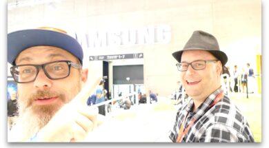 Unser Besuch bei Samsung – IFA 2018