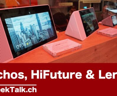 MWC19 – Archos – HiFuture – Lenovo