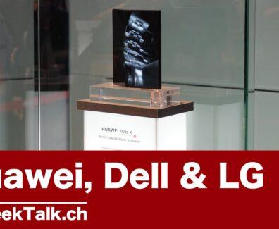 Huawei – Dell – LG