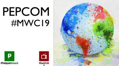 MWC19 Pepcom