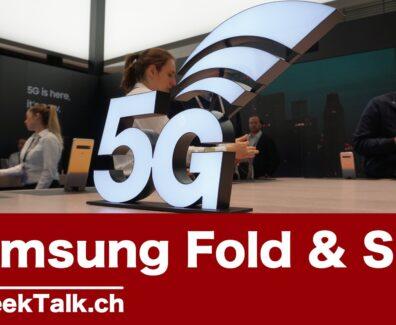 MWC19 – Samsung