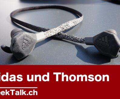 Adidas und Thomson