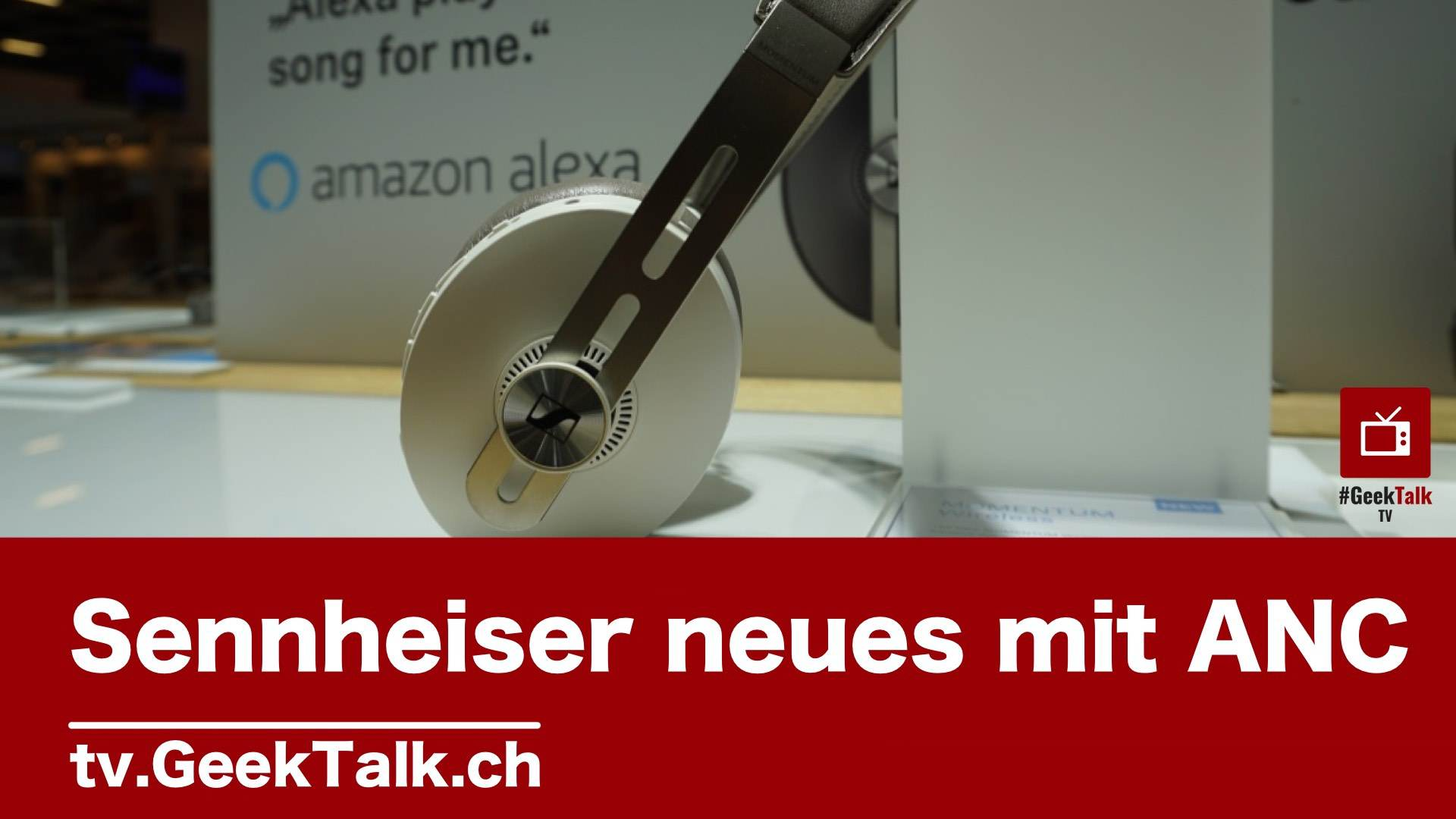 IFA 2019: Sennheiser Momentum Wireless 3 in der dritten Generation